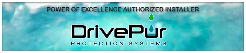 Power of Excellence DrivePur Banner